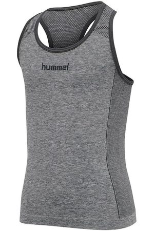 Hummel Humme Topp - hmlAVA - Koksgråmelerad