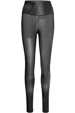 Reebok Lux Bold High-Rise Vector Block Tights W Running/training Tights