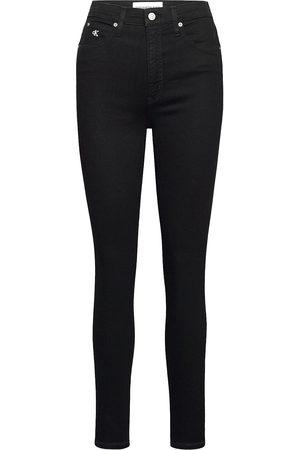 Calvin Klein High Rise Super Skinny Ankle Skinny Jeans