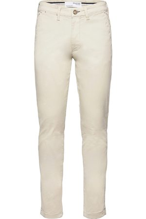 Selected Slhslim-Miles Flex Chino Pants W Noos Chinos Byxor