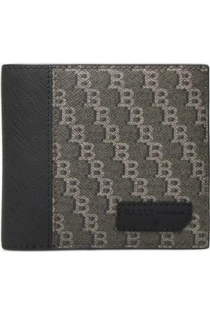 Bally Brasai.Pbb/155 Accessories Wallets Classic Wallets Grå