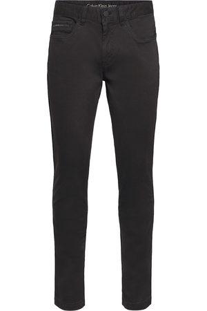 Calvin Klein Gerst Skinny Jeans Brun