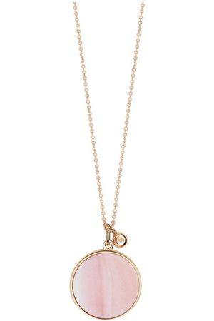 Ginette NY Ever Disc necklace