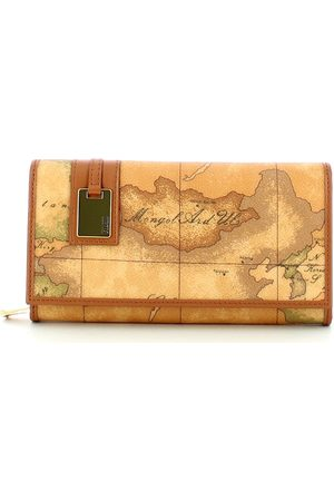 ALVIERO MARTINI 1A CLASSE Large Geo Classic Bifold Wallet