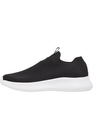 Bianco Man Sneakers - Tvåa Stickade Sneakers Man