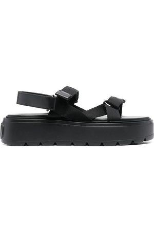 VALENTINO GARAVANI Man Sandaler - Uniqueform flatform sandals