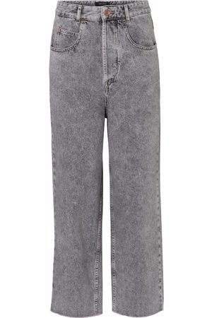 Isabel Marant Laliskasr high-rise wide-leg jeans