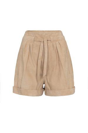 Isabel Marant Carius suede shorts