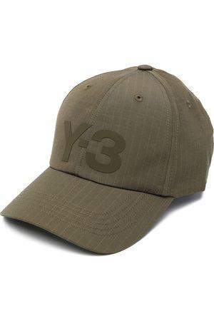 Y-3 Kvinna Kepsar - Logo print baseball cap