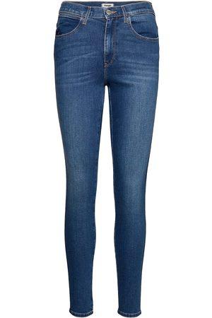 Wrangler High Rise Skinny Skinny Jeans