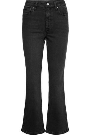 Gestuz Kvinna Bootcut - Emilindagz Hw 7/8 Flared Pants Noos Jeans Utsvängda