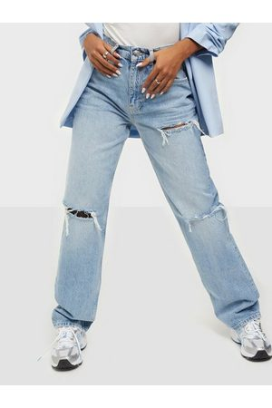 Gina Tricot 90s High Waist Jeans Straight