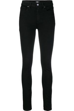 Paige Kvinna Skinny - Slim fit-jeans med stretch