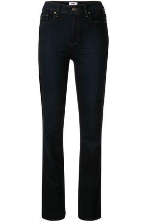 Paige Kvinna Straight - Hoxton raka jeans