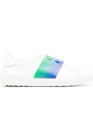 VALENTINO GARAVANI Man Sneakers - Open sneakers med kontrastband