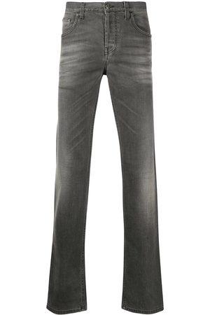 Gucci Man Straight - Raka jeans med slitning