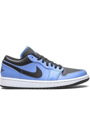 """Jordan Man Sneakers - Air 1 Low """"University Blue / Black"""""""