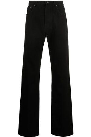 Kenzo Man Straight - Straight-jeans med fem fickor