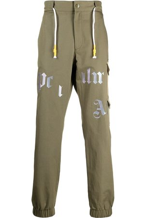 Palm Angels Man Cargobyxor - MILITARY CARGO PANTS MILITARY BEIGE
