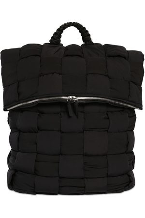 Bottega Veneta The Padded Nylon Backpack