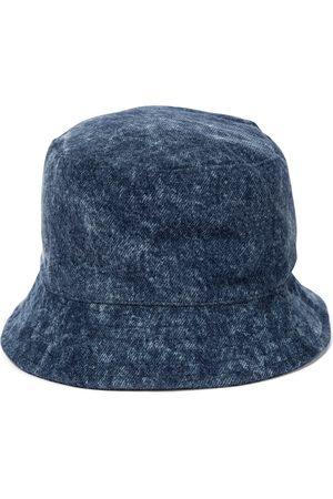 Isabel Marant Kvinna Hattar - Haley denim bucket hat