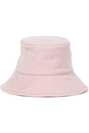 Isabel Marant Kvinna Hattar - Loiena cotton bucket hat