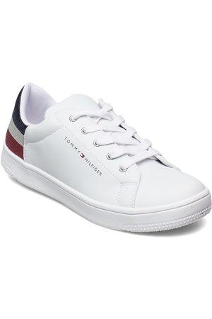 Tommy Hilfiger Low Cut Lace-Up Sneaker Låga Sneakers