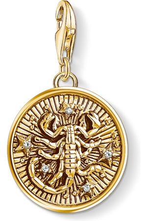 Thomas Sabo Charm-hängsmycke stjärntecknet skorpionen