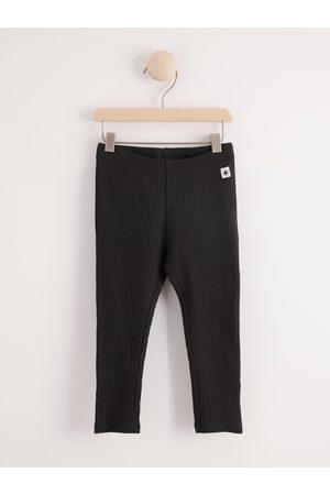 Lindex Ribbstickade leggings