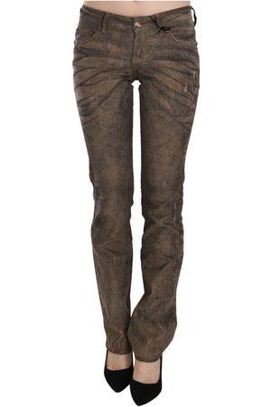 Roberto Cavalli Low Waist Skinny Jeans