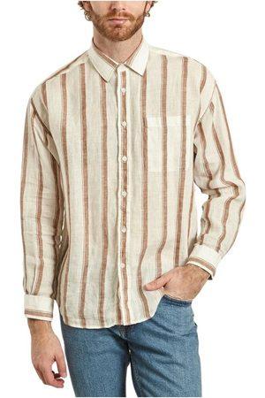 NN.07 Deon Striped Shirt