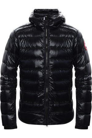 Canada Goose Quilted down jacket with logo