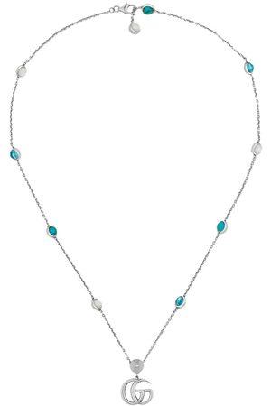 Gucci Kvinna Halsband - Halsband med GG-logotyp