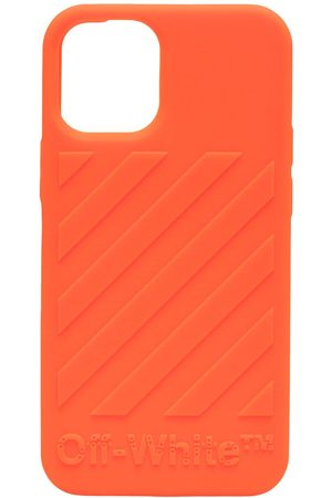 OFF-WHITE Man Mobilskal - DIAG IPHONE 12 COVER NO COLOR