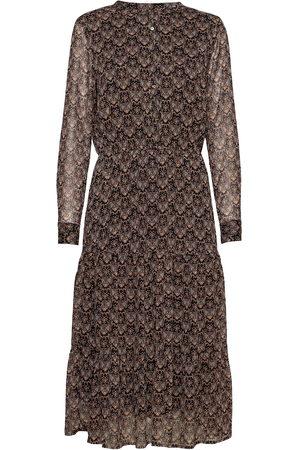 Sofie Schnoor Dress Knälång Klänning Multi/mönstrad