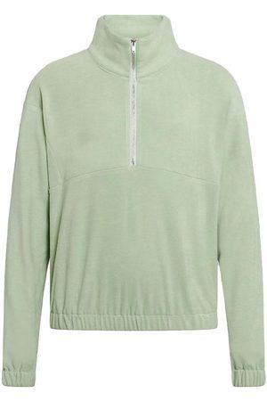 Grunt Flicka Sweatshirts - Sweatshirt - Tronjo Sweat - Pastel Green