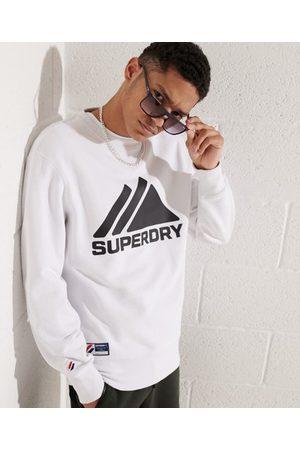 Superdry Mountain Sport Mono rundhalsad sweatshirt