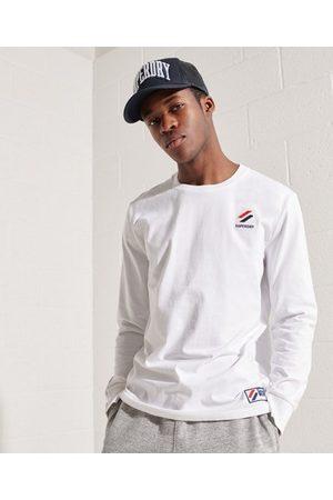 Superdry Sportstyle Essential långärmad tröja