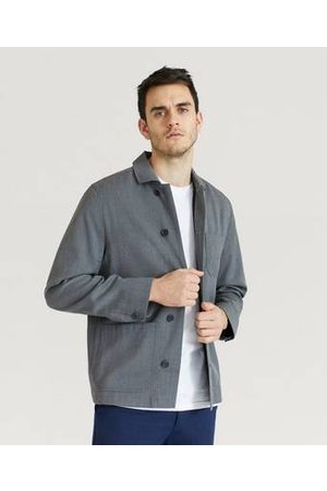 Filippa K Overshirt M. Louis Gabardine Jacket