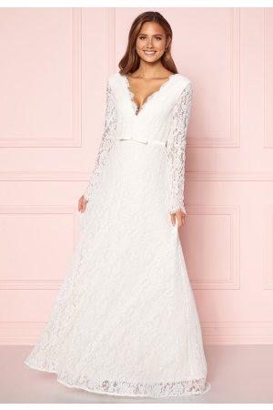 Moments New York Antoinette Wedding Gown White 34