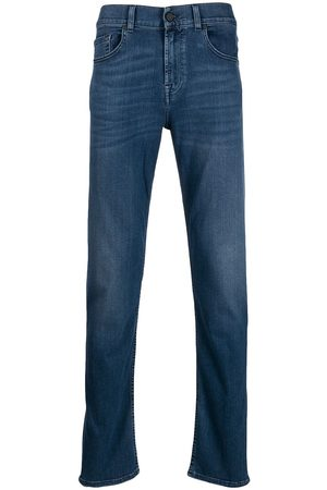 7 for all Mankind Man Straight - Slimmy avsmalnande jeans