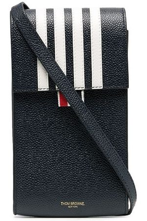 Thom Browne 4-bar telefonfodral med lock