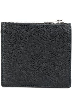 Maison Margiela Vikt plånbok med dragkedja