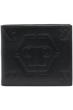 Philipp Plein Plånbok med präglad logotyp