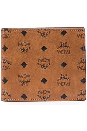 MCM Vikt plånbok i konstläder