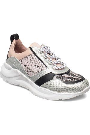 Dasia Kvinna Sneakers - June Låga Sneakers Rosa