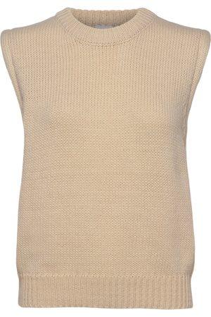Ichi Ihmilli Wa Vests Knitted Vests