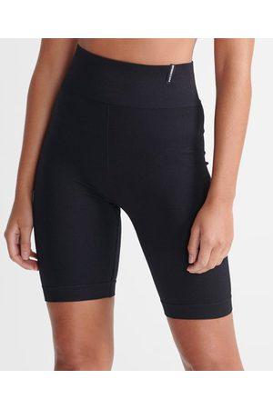 Superdry Sport Flex tighta sömlösa shorts