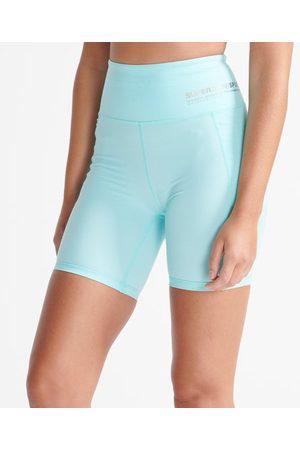 Superdry Kvinna Shorts - Sport Svalkande smala shorts
