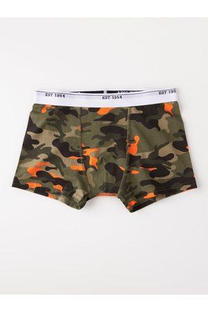 Lindex Pojke Kalsonger - Boxershorts med kamouflagemönster
